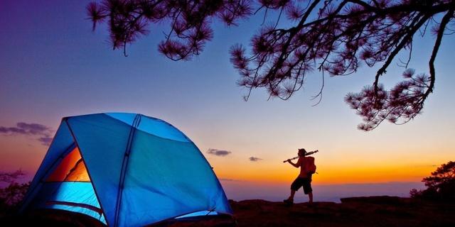 Artık kamp yeri bulmakta sıkıntı çekmeyeceksiniz