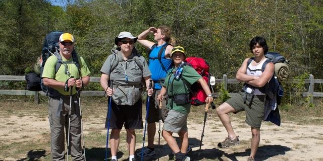 Trekking'ciler baton kullananlar ve kullanmayanlar diye ikiye ayrılır!