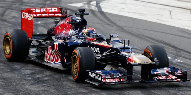 Toro Rosso'da harika bir ilk sezon geçirdi