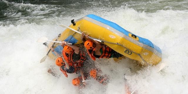 Rafting size güvenli görünmedi mi?