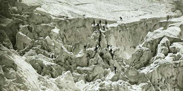 İlk dağcılar