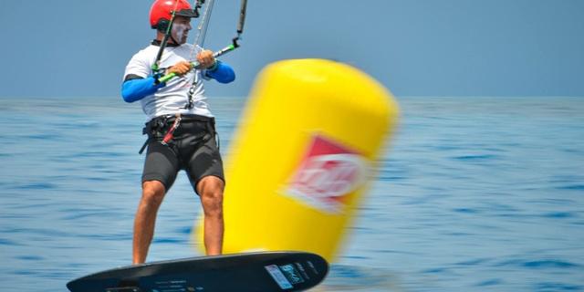 Kiteboard sporundaki başarılı temsilcilerimizden: