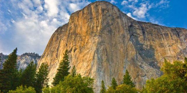 Yosemite'ye hoş geldiniz!