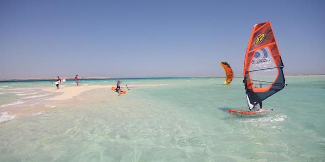 Mısır'ın Alaçatı'sı Hurghada