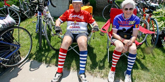 Düzenli bisiklete binmek uzun yaşamanızı sağlar
