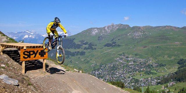 Dağ bisikletinde herkes kendi bünyesine göre bir şeyler bulabilir
