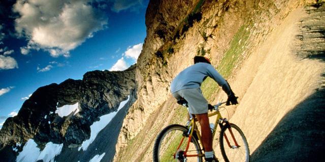 Yarışmalar dağ bisikleti tutkusunun kaynağı olabilir