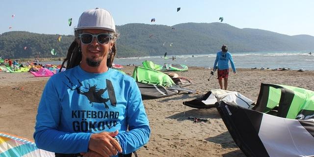Kiteboard Gökova'nın kurucusu