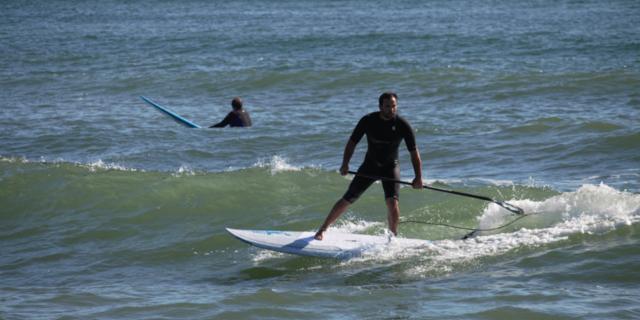 """""""Özellikle paddle dalga sörfünde oldukça iyiyim!"""""""