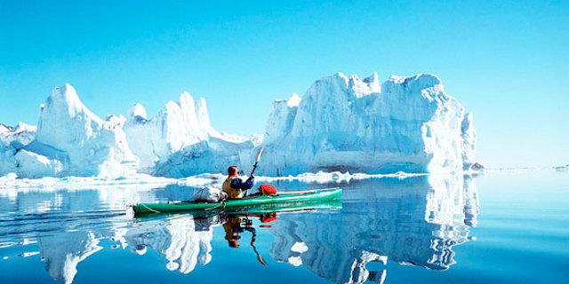 Kuzey Kutbu'na gitmek için Ellesmere tek başına yeterli bir sebep