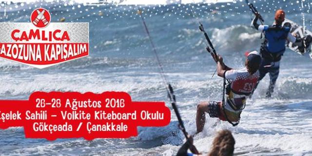 Çamlıca Kitesurf Challenge 3