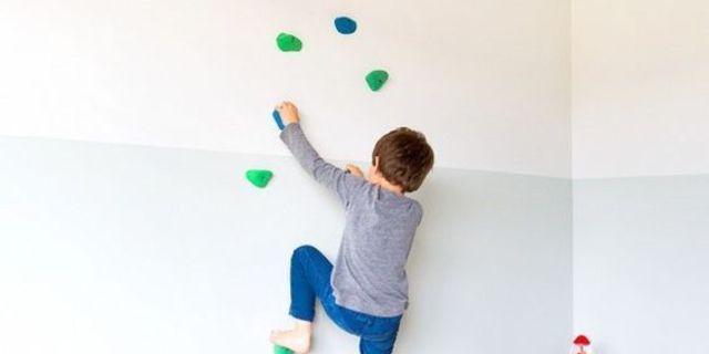 Çocuklara odada doğa sporu aşılamak