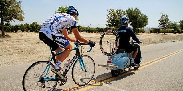 Motopacing, hız antrenmanları için ideal