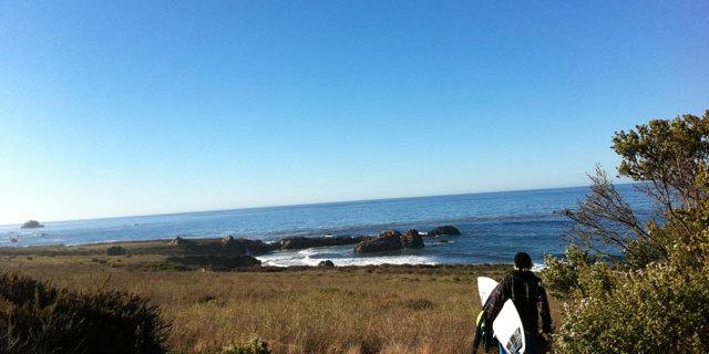 Big Sur kıyıları Jack Kerouac'a roman yazdırdı