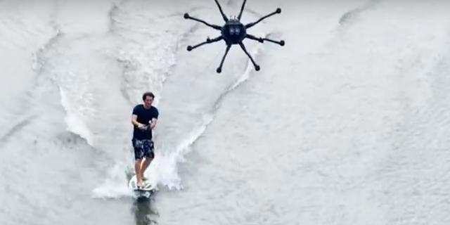 Drone sörfü