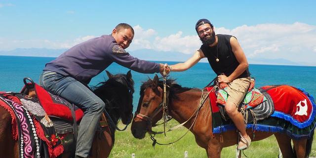 Moğolistan hatırası