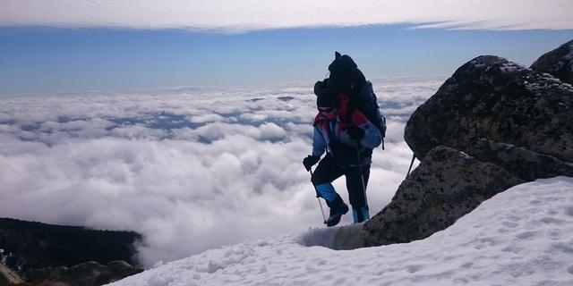 Dağlarda geçirdiğiniz süre arttıkça kendinizi daha yakından tanıyacaksınız