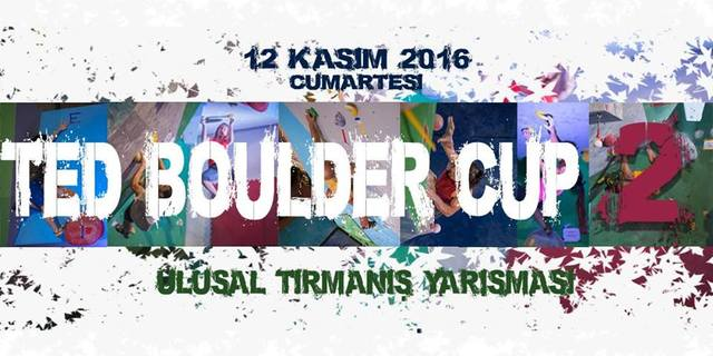 Ted Boulder Cup 2