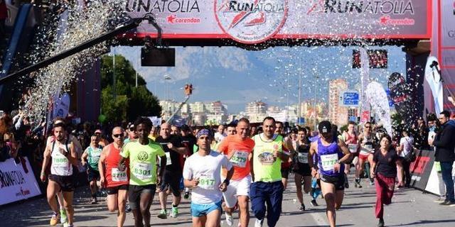 Runatolia 2017 Maratonu