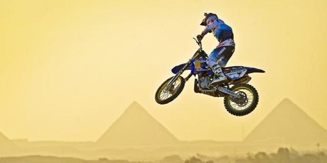 Piramitlerin gölgesinde freestyle