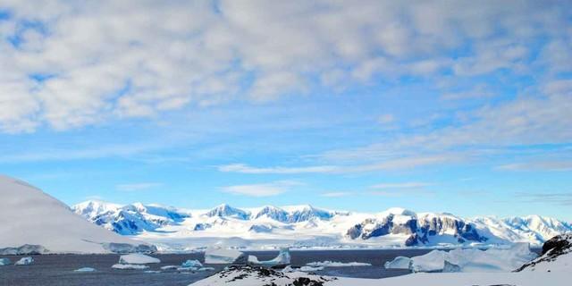 Dünyanın en bakir toprakları Antarktika