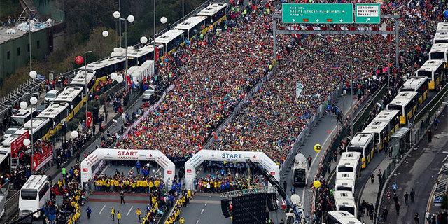 Yarış günü trafikten etkilenenler olabilir.