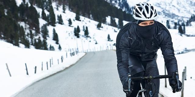 Doğru giyinirseniz kışın bisiklete binmek hayal olmaz