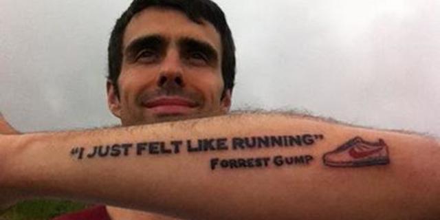 """""""Koş Forrest, koş!"""""""