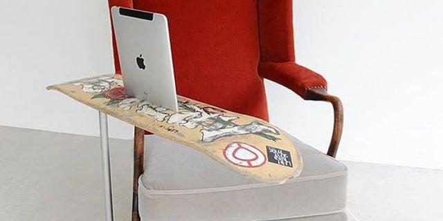 Teknolojik ebeveynler için muhteşem bir koltuk