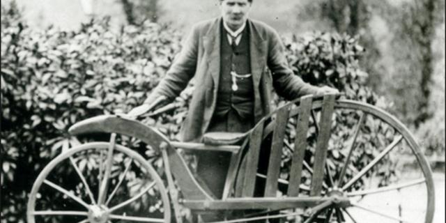İlk pedallı bisikleti Mac Millan üretti