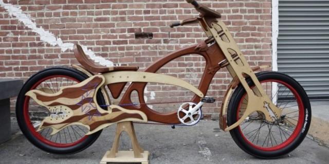 Cherry-Bomb model bisiklet