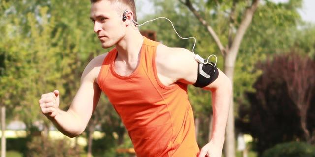 Müzik, sporun da gıdasıdır...
