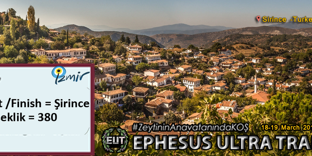 Ephesus ULTRA Trail 2017