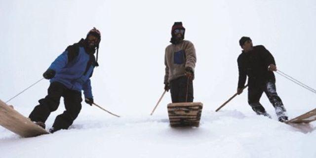 Petran'da snowboard kökenlerinin izi sürülüyor!