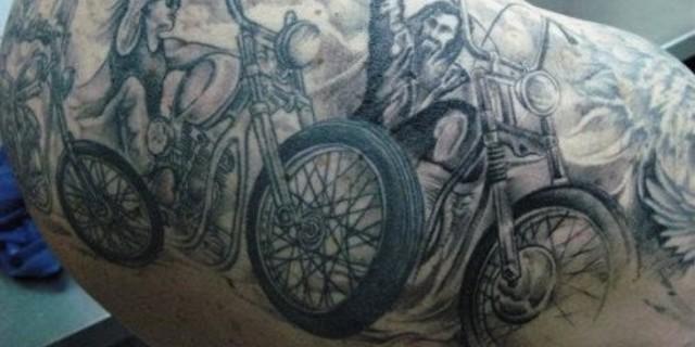 Harley Davidson fenomeni