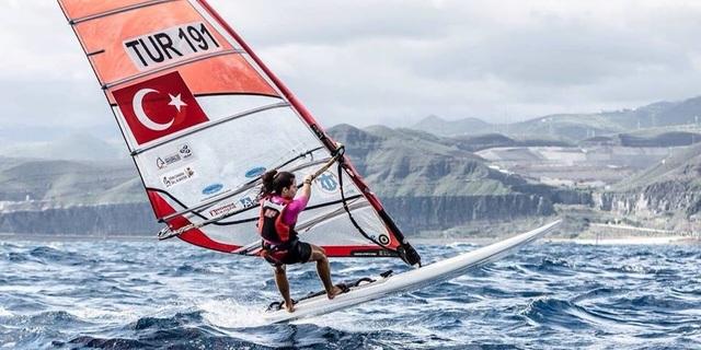 Olimpiyatlarda Türkiye rüzgarı estiren sporcumuz:  Dilara Uralp