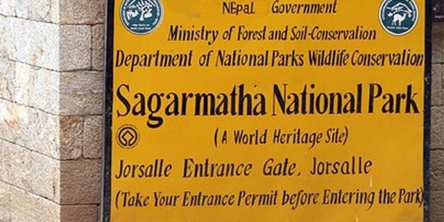 """Nepalliler için ismi """"Sagarmatha"""""""