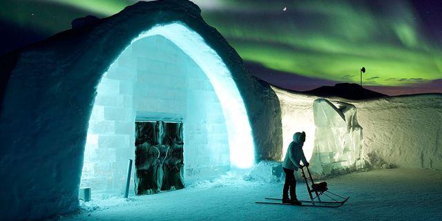 Dünyanın en soğuk 10 oteli