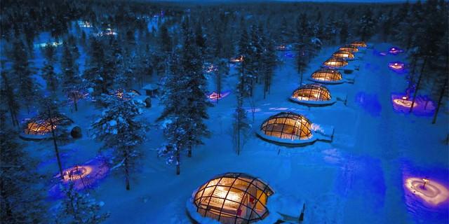 Yeni nesil igloo'lar