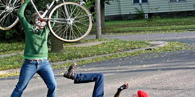 Bisikletçileri strese sokan 5 şey