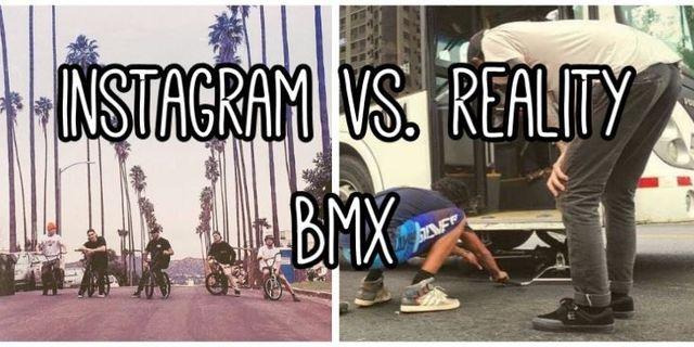 BMX: Gerçekler ve Hayaller