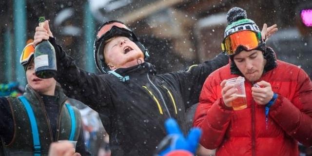 Birisi bugün pek kayak yapamayacak