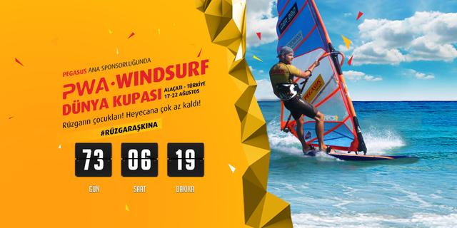 PWA Windsurf World Cup - Alaçatı Ayağı