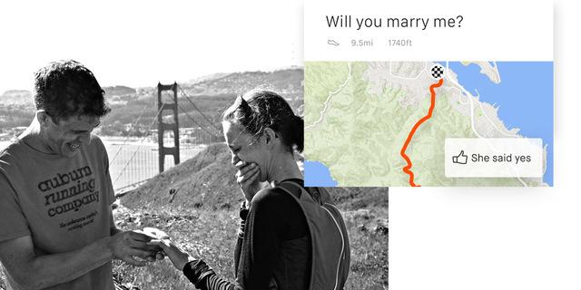 15 kilometreden sonra hayır diyemezdi!