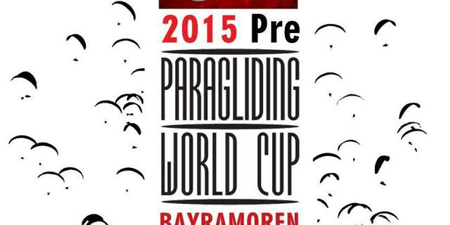 2015 Turkish Paragliding Pre World Cup, Çankırı'da