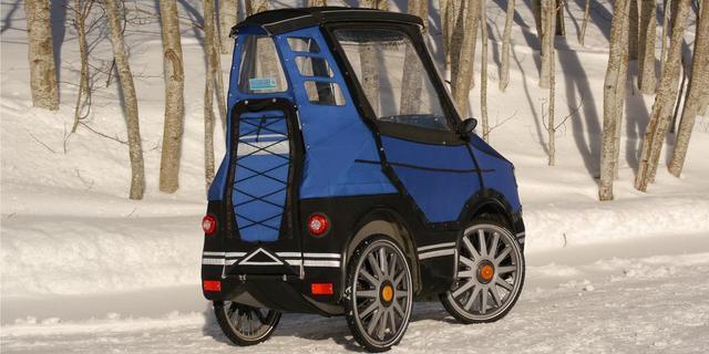 Gelecek velomobillerde olabilir