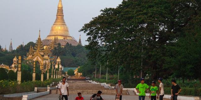Myanmar'ın ilham veren gençleri