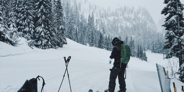 İyi bir kayak arkadaşından daha iyisi yoktur