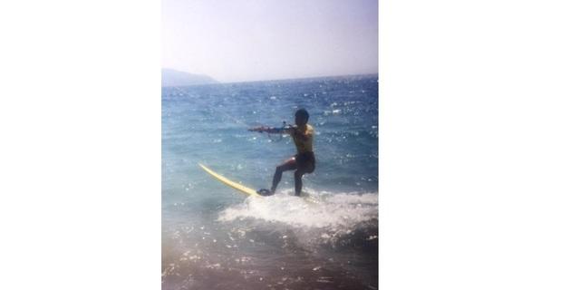 Yıl: 1997 - Yer: Fethiye/Çalış Plajı