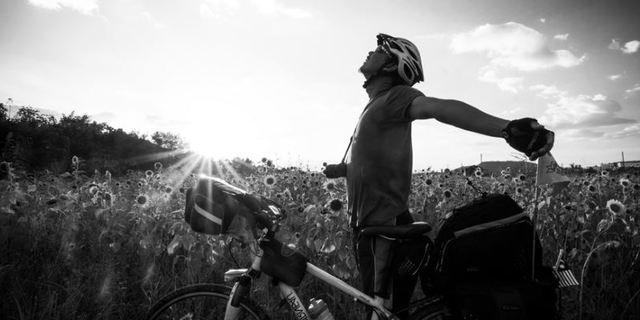 Bisiklet size çok şey öğretir